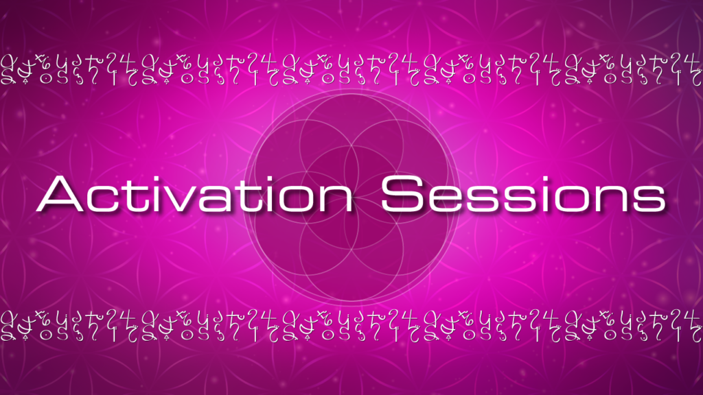 Activation Session