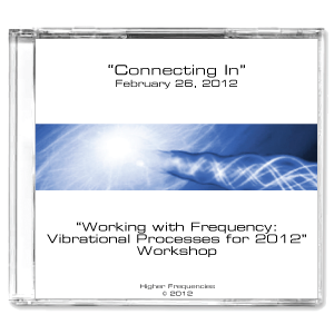 CD Image - Connecting In