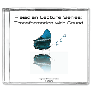 CD Image - Transformation with Sound