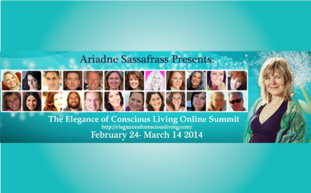 Elegance of Conscious Living – Online Summit