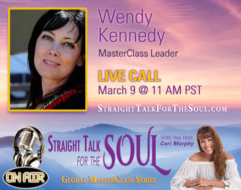 Interview - Straight Talk for the Soul with Cari Murphy @ Online